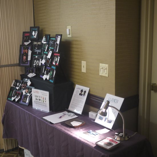 WisCon Display Table