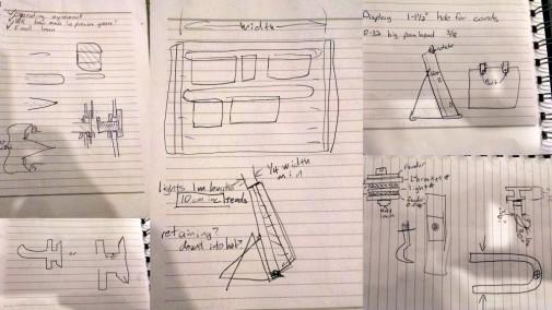 Display Sketches